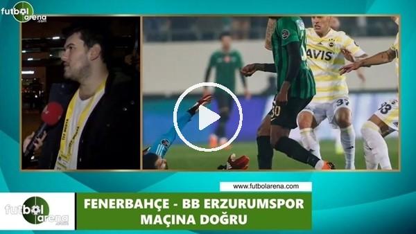 """'Sinan Yılmaz: """"Fenerbahçe'den farklı galibiyet bekliyorum"""""""