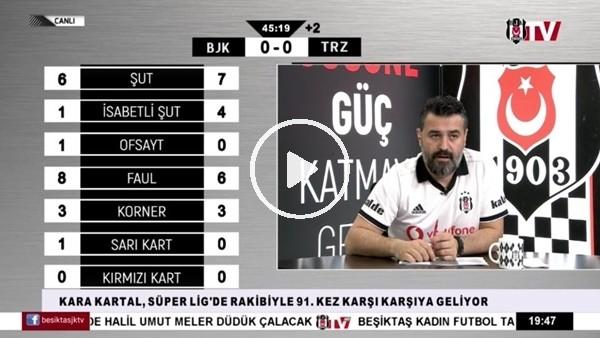 'Rodallega'nın golünde BJK TV spikerleri