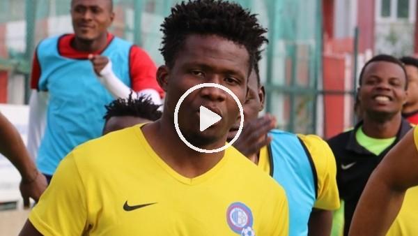 Afrikalı futbolcuların çıkış kapısı Antalya
