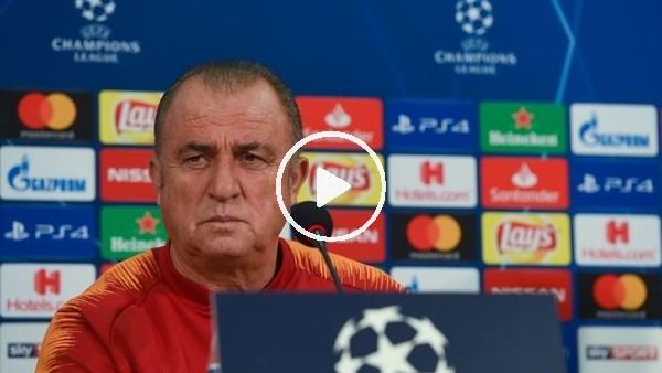 'Fatih Terim ve Mariano'nun Porto maçı öncesi açıklamaları