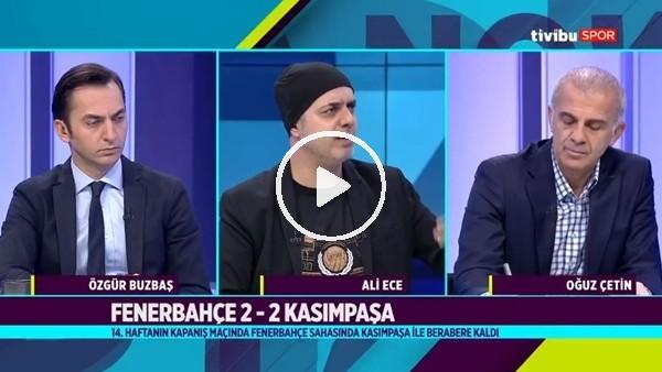 """'Ali Ece: """"Diagne ve Trezeguet'nin arasında telepatik bağ var"""""""