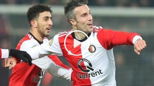 'Robin van Perise gollerine devam ediyor