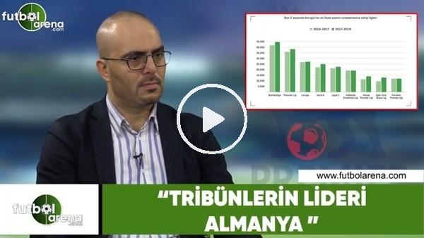 """Murat Fevzi Tanrılı: """"Tribünlerin lideri Almanya"""""""