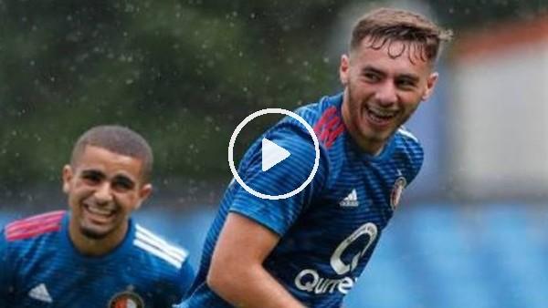 'Beşiktaş'ın gözdesi Orkan Kökçü'den 1 gol 1 asist