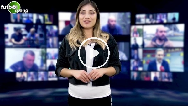 'FutbolArena haber turu (14 Aralık 2018)