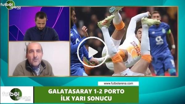 """'Hüseyin Özkök: """"Galatasaray'ın penaltısı verilmedi"""""""
