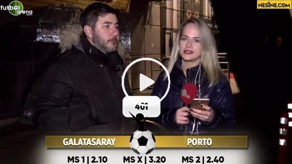 'Galatasaray - Porto TEK MAÇ Nesine'de! TIKLA & OYNA