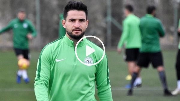 'Konyaspor'dan Ömer Ali Şahiner klibi