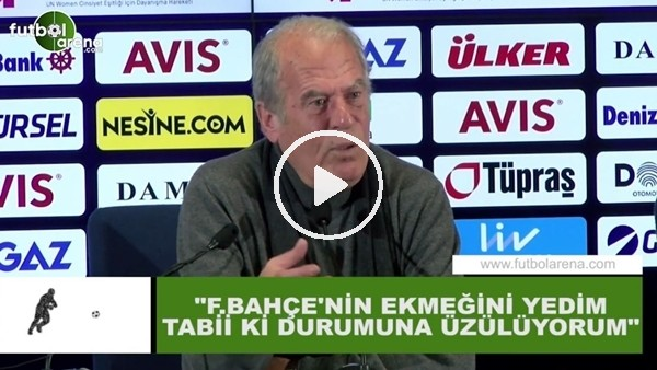 """'Mustafa Denizli: """"Fenerbahçe'nin ekmeğini yedim, tabii ki durumuna üzülüyorum"""""""