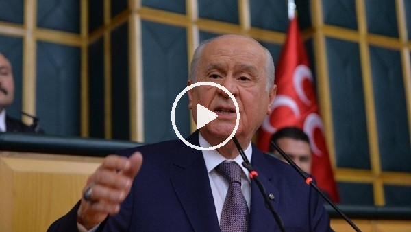 """'Devlet Bahçeli: """"Fenerbahçe taraftarı üzülmesin takım küme düşmez"""""""