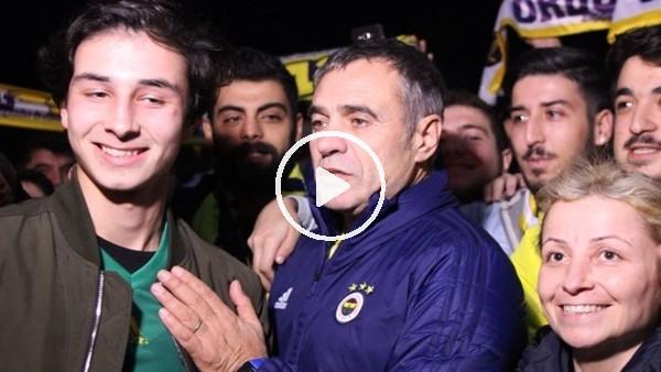 'Fenerbahçe kafilesi Giresun'a geldi