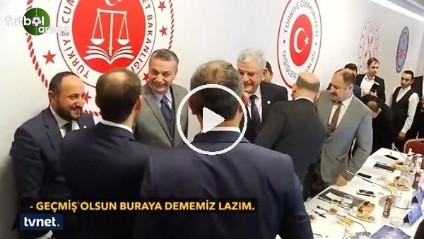 """'Berat Albayrak ile Volkan Bozkır arasında """"Fenerbahçe'nin hali"""" diyaloğu"""