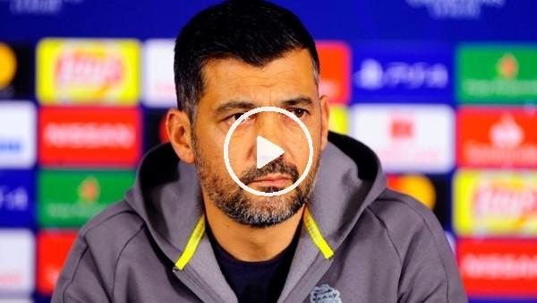 """'Sergio Conceiçao: """"Porto tarihine yakışır bir sonuç alacağız"""""""