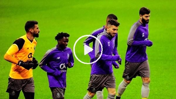 'Porto, Galatasaray maçı hazırlıklarını tamamladı
