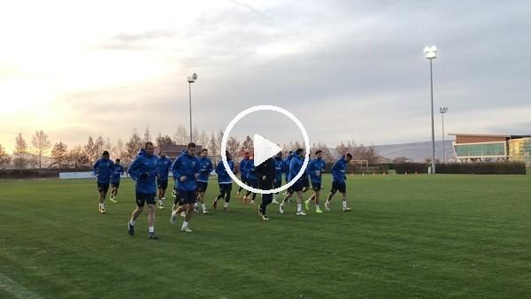'Kayserispor kupa maçına Hakan Ertürk ile hazırlanıyor