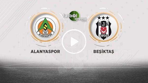 'FutbolArena TV'de Aytemiz Alanyaspor - Beşiktaş maçı sonrası değerlendirmeler