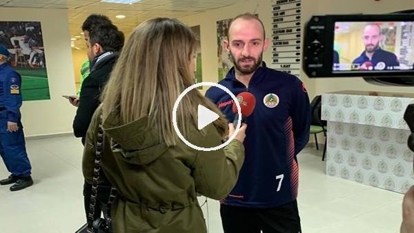 """'Efecan Karaca: """"Sergen Hoca bize özgüven veriyor"""""""