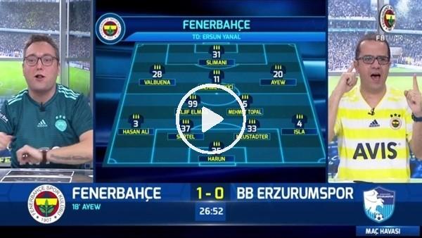 Martin Skrtel'ın golünde FB TV spikerleri