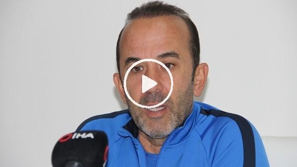 """'Mehmet Özdilek: """"Kayserispor maçını muhakkak kazanmamız gerekiyor"""""""