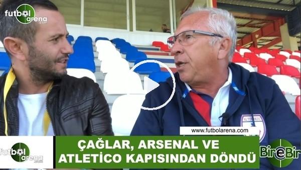 """'Mehmet Seyit Özkan: """"Çağlar Söyüncü, Arsenal ve Atletico Madrid'in kapısından döndü"""""""