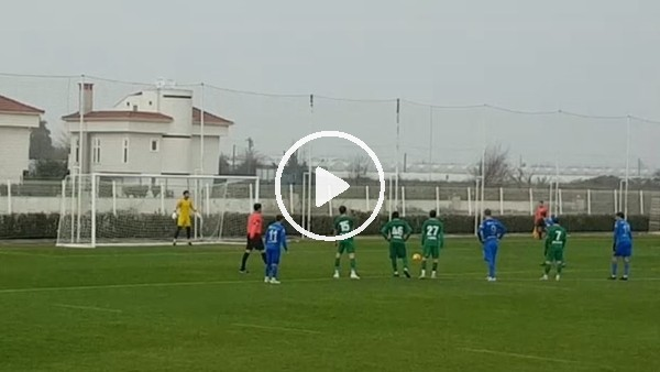 'Vedat Muriqi'nin Denizispor'a penaltıda attığı gol