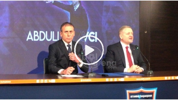 'Başakşehir, Abdullah Avcı'nın sözleşmesini uzattı (Tamamı)