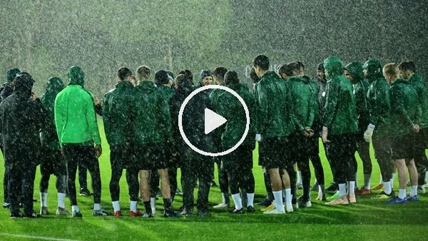 'Konyaspor'un devre arası kampı başladı