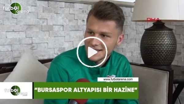 """'Ramazan Keskin: """"Bursaspor altyapısı bir hazine"""""""