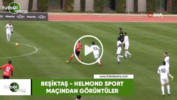 Beşiktaş - Helmond Sport maçından görüntüler