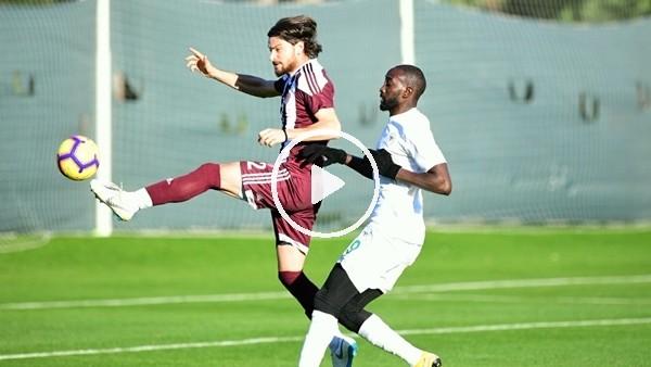'Konyaspor ile Hatayspor hazırlık maçı yaptı