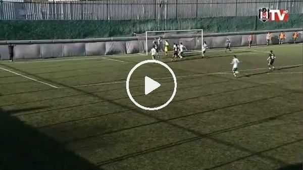 Beşiktaşlı gençten röveşata golü