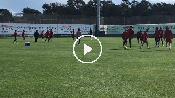 'Sivasspor hazırlıklarını sürdürüyor