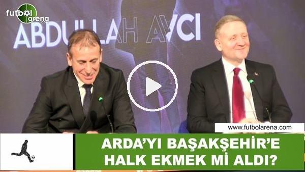 """'Göksel Gümüşdağ: """"Arda Turan'ı Başakşehir'e halk ekmek mi aldı?"""""""