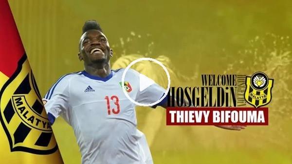 'Yeni Malatyaspor, Bifouma transferini açıkladı