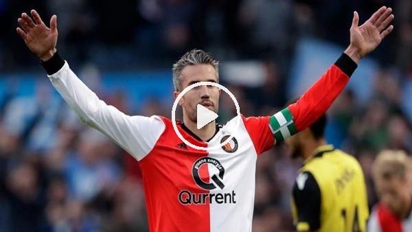 'Robin van Persie, Ajax'ın fişini çekti