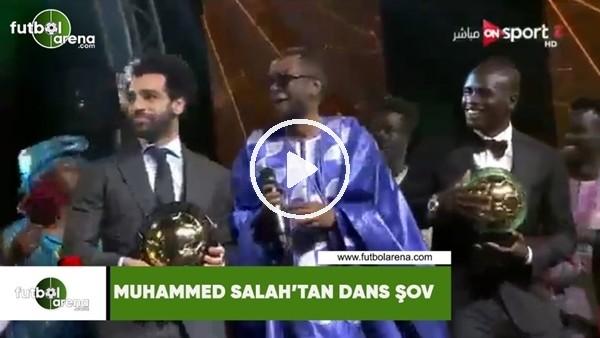 'Muhammed Salah'tan dans şov
