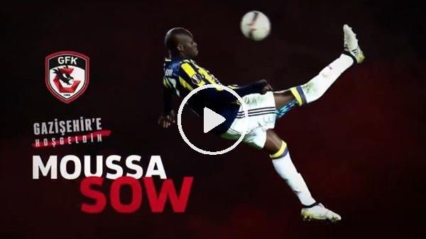 'Gazişehir Gaziantep, Moussa Sow transferini duyurdu