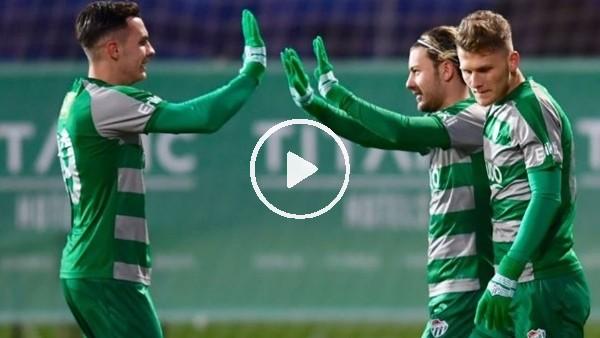 'Bursaspor, Kastamonuspor'u 2-1 yendi