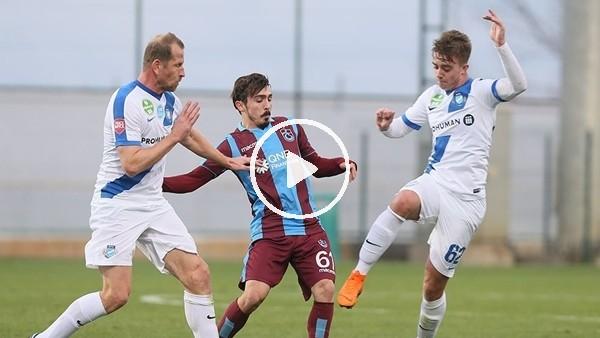 'Trabzoonspor, MTK Budapeşte'ye 2-0 yenildi