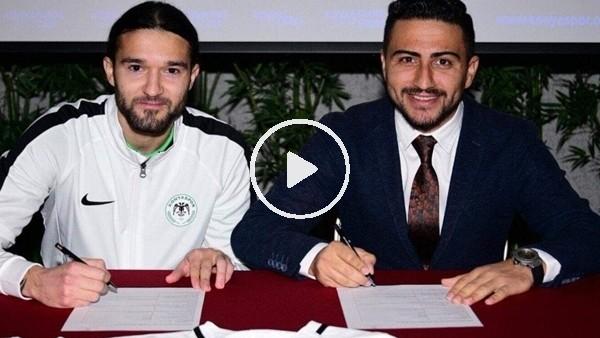 'Konyaspor, Leonard Zuta transferini böyle duyurdu