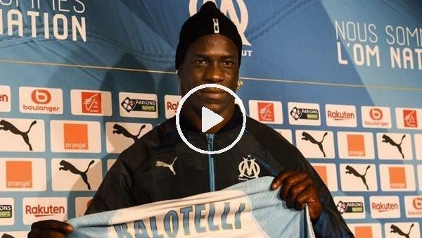 'Marsilya, Mario Balotelli transferini duyurdu