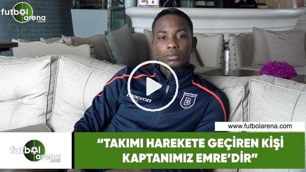 """'Eljero Elia: """"Takımı harekete geçiren kişi kaptanımız Emre'dir"""""""