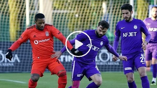 Beşiktaş - Afjet Afyonspor maçından görüntüler
