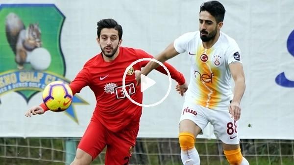 'Galatasaray - Eskişehirspor maçından görüntüler