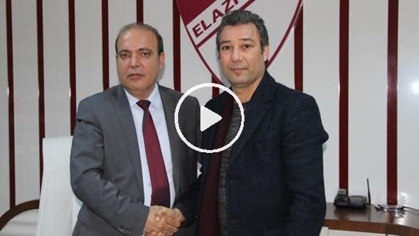 'Elazığspor'da Orhan Kaynak istifa etti