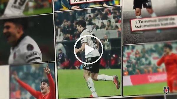 'Beşiktaş, Güven Yalçın'ın doğum gününü kutladı