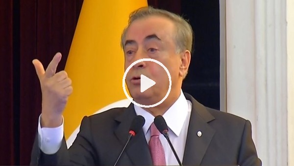 Mustafa Cengiz'den Divan Kurulu'nda İbrahimovic sözleri