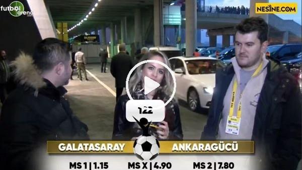 'Galatasaray - Ankaragücü maçı Nesine'de! TIKLA & OYNA