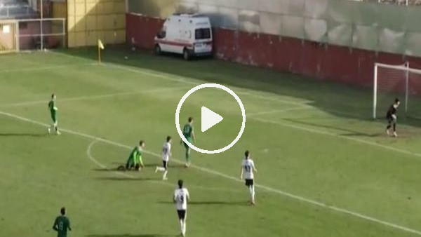 'Emre Yıldız'ın Akhisarspor'a attığı şık gol