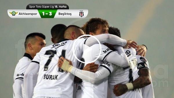 'FutbolArena TV'de Akhisarspor - Beşiktaş maçı sonrası değerledirmeler